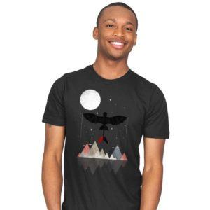 Night Of The Dragon T-Shirt
