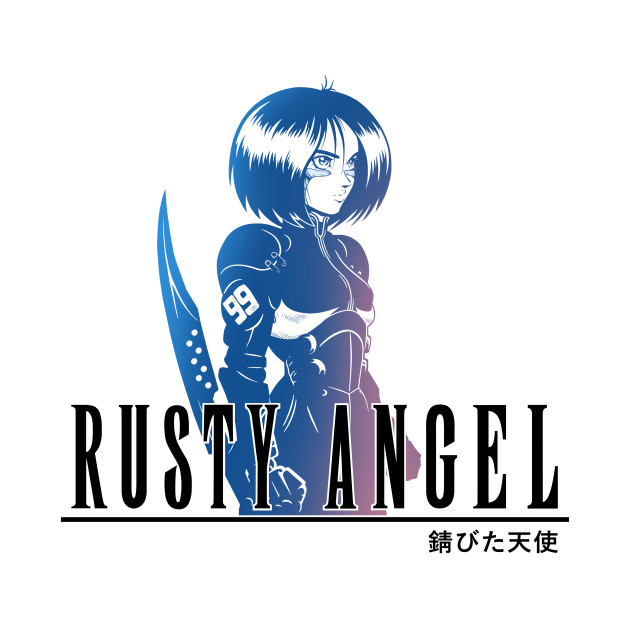 Rusty Angel