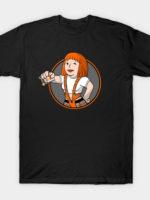 Supreme Vault Girl T-Shirt