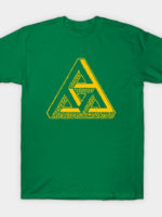 The Impossible Triforce T-Shirt