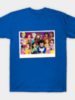 The Prince and The Princesses T-Shirt