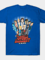 Umbrella academy vs the world T-Shirt