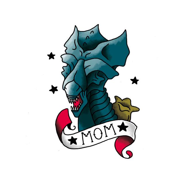 Alien Mom