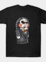 Billy the Puppet, Saw - Horror Hand Puppet T-Shirt