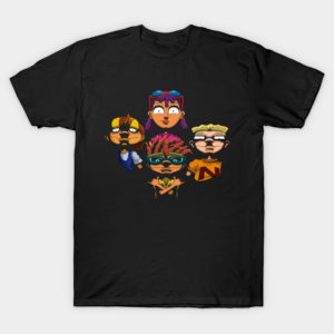 Bohemian Power T-Shirt