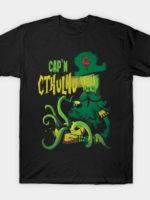 Cap'n Cthulhu T-Shirt