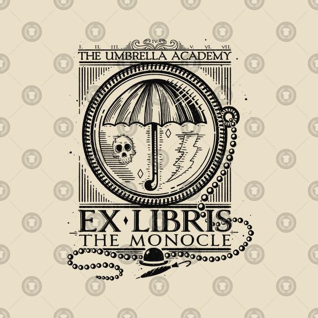 ExLibris The Monocle