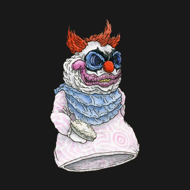 Fatso, Killer Klowns - Horror Hand Puppet