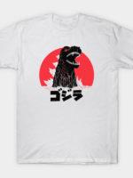 Land Of The Rising Kaiju T-Shirt