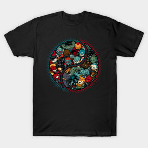 Marvelous Yin Yang T-Shirt