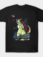 Mecha-Catzilla T-Shirt