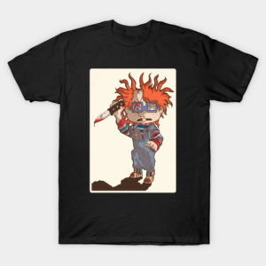 Rugrats Meets Childs Play - Chuckie or Chucky