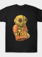 Sam Trick 'r Treat - Horror Hand Puppet T-Shirt