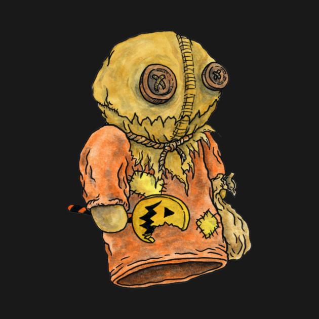 Sam Trick 'r Treat - Horror Hand Puppet