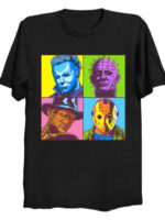 Scary Pop Horror T-Shirt