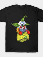 Shorty, Killer Klowns - Horror Hand Puppet T-Shirt
