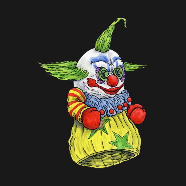 Shorty, Killer Klowns - Horror Hand Puppet