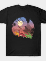 The Land Before Extinction T-Shirt