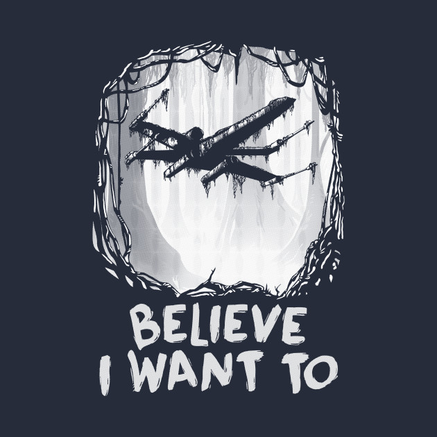 Believe I Want To