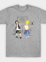 Billvis & Butt Ted T-Shirt