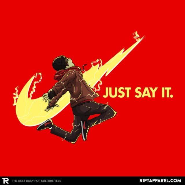 Just say it!!