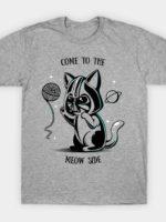 Meow Side T-Shirt