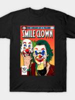 SMILE CLOWN T-Shirt