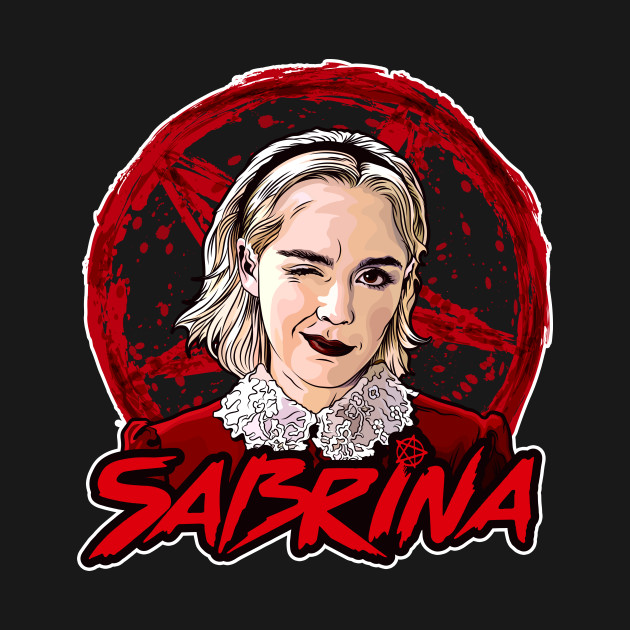 Sabrina! The coolest teenage witch of all