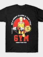 Saitama Gym T-Shirt