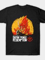 Saiyan Prince Redemption T-Shirt