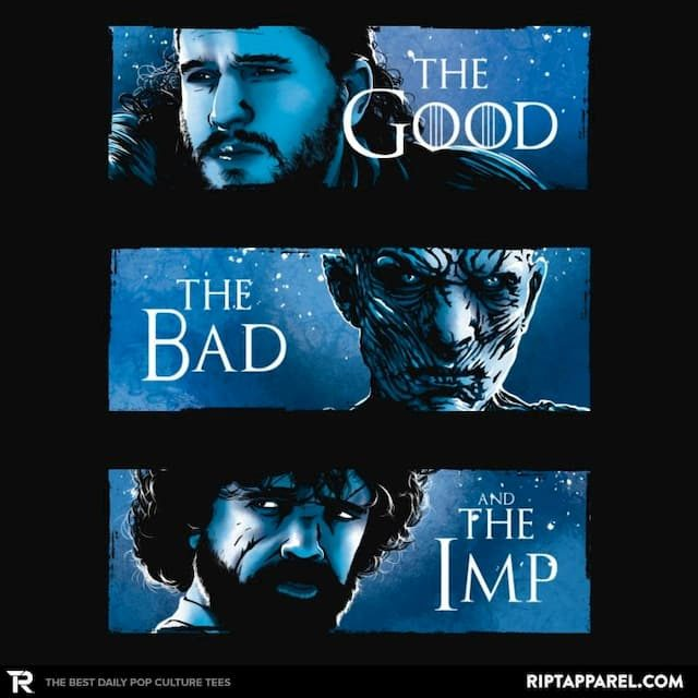 THE GOOD, THE BAD AND THE IMP
