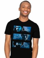 THE GOOD, THE BAD AND THE IMP T-Shirt