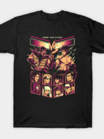 Ultimate Fighters T-Shirt