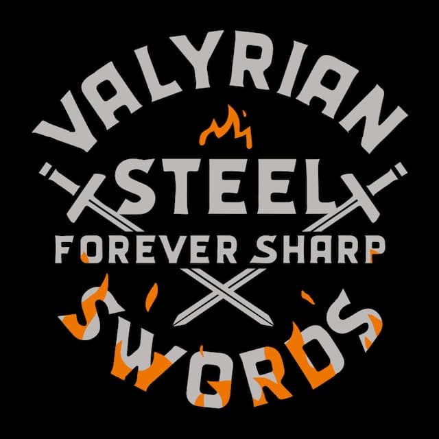 VALYRIAN STEEL SWORDS