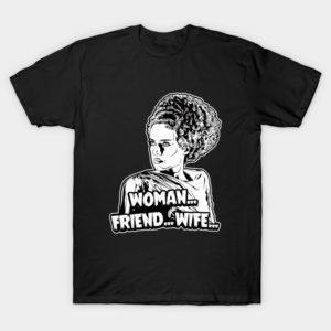 WOMAN... FRIEND... WIFE