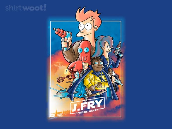 Star Wars and Futurama Mashup