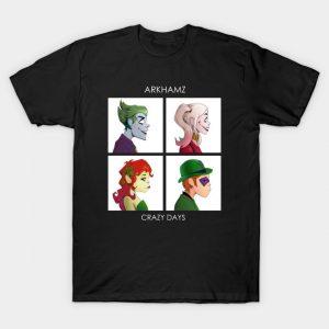 Batman Villains T-Shirt