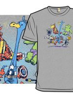 Animals Assemble! T-Shirt