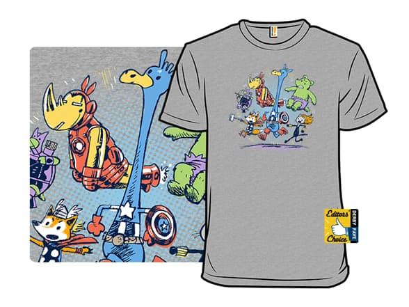 Avengers T-Shirt