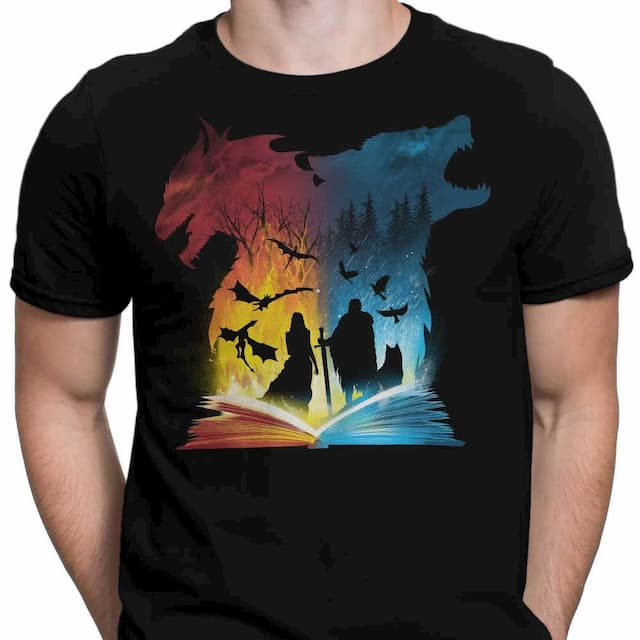 Book of Fire and Ice