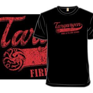 Fire & Blood Sport
