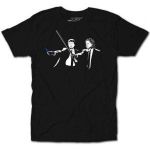 Jon Snow and Samwell Tarley T-Shirt