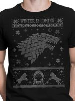 Grey Wolf Sweater T-Shirt