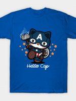 Hello Cap T-Shirt