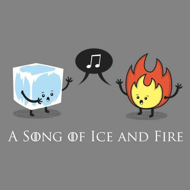 Ice and Fire Duet