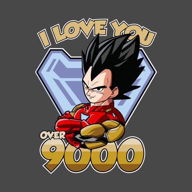 I Love You Over 9000