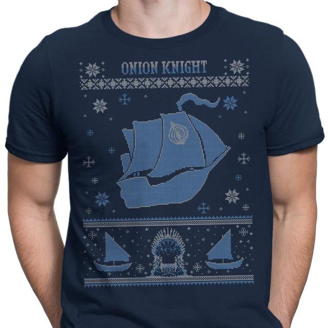 Onion Knight Sweater