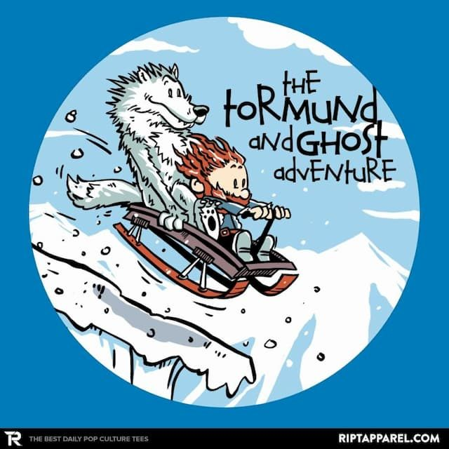 THE TORMUND AND GHOST ADVENTURE