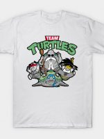 Team Turtles T-Shirt