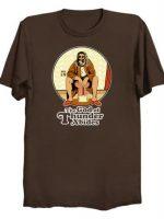 The God of Thunder Abides T-Shirt